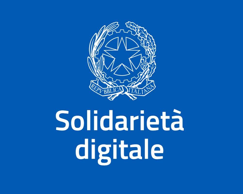 Solidarietà digitale: Ministero dell'Innovazione Tecnologica