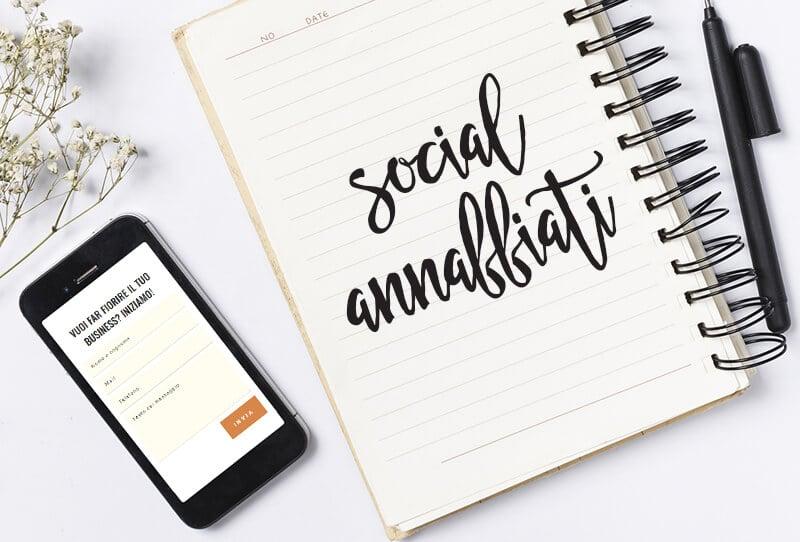 Social Annaffiati, come ti aiuto a prenderti cura dei tuoi social network