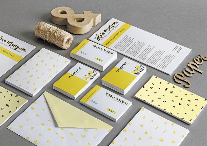 Silvia Manzoni grafica, di aiuto a comunicare il tuo brand su carta stampata