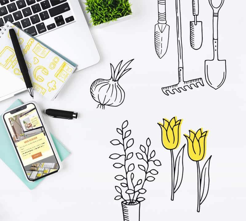 Da bulbo a fiore, ti aiuto a fare un restyling del tuo sito web